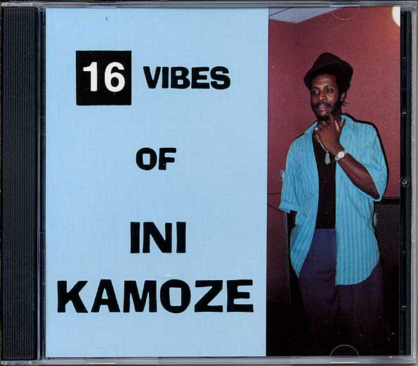 16 Vibes Of Ini Kamoze (With World A Music)