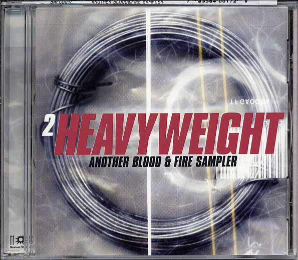 2 Heavyweight: Another Blood & Fire Sampler (1973-1979)