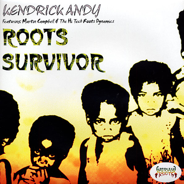 Roots Survivor (10 LP, 10 Tracks)