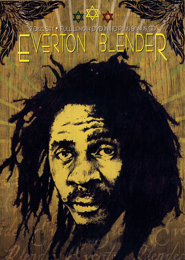 Everton Blender Live In Berkeley California (1 Full DVD + 1 Full CD)