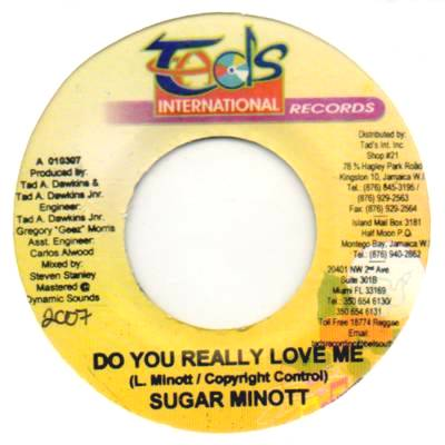 Sugar Minott - Give Me Jah Jah