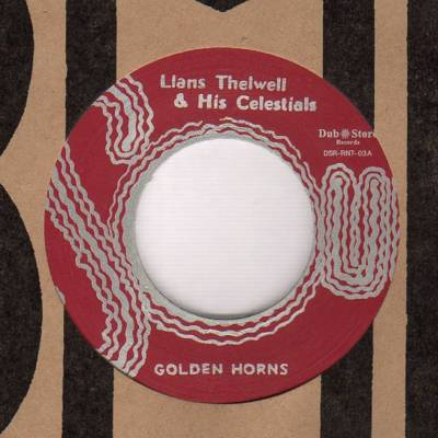 Llans Thelwell And His Celestials - Lonely Night / Choo-Choo Ska