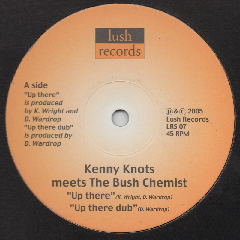 Kenny Knots & Bush Chemists, The - Babylon Fall Down / Gully Bank Rock
