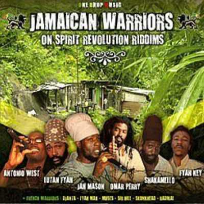 Jamaican Warriors On Spirit Revolution Riddims