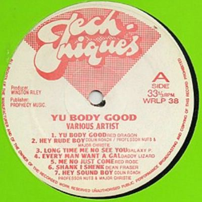 Jack Radics / Red Dragon - Accept My Apology