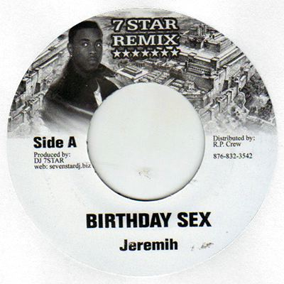 Birthday Sex R