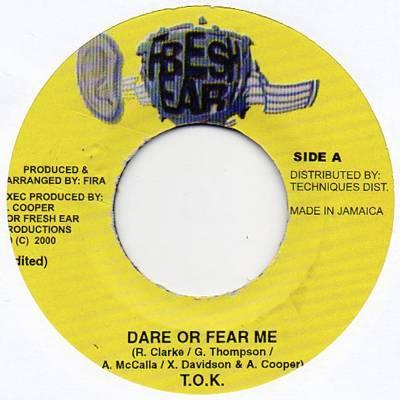 Dare Or Fear Me