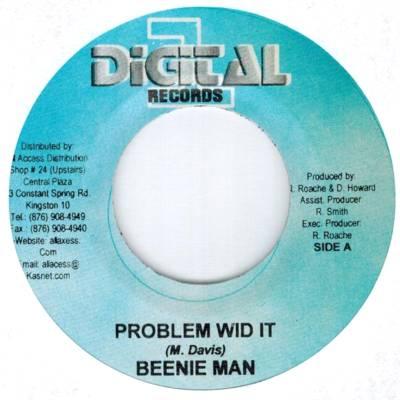 Beenie Man / Amin Brasco - Problem Wid It / Nuff Gal